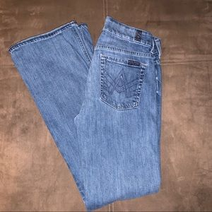 7FAM 7 For All Mankind A-Pocket Size 27